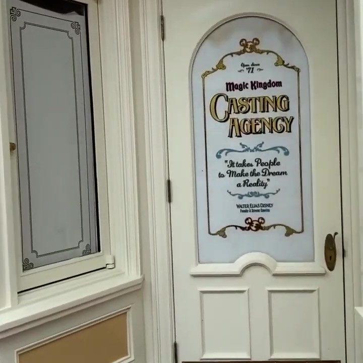 cast door
